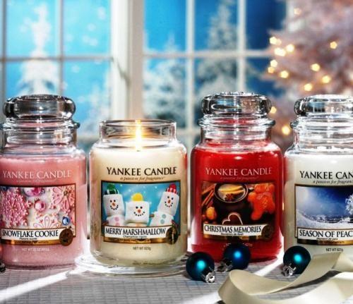 Fyll ditt hem med Yankee Candles doftande nyheter och skapa förväntan inför julen. Sprid julstämning med dofter av välkända kryddor och sötsaker som hör julen till med Merry Marsmallow, Snowflake Cookie och Christmas Memories. Skapa julfrid med Season of Peace.
