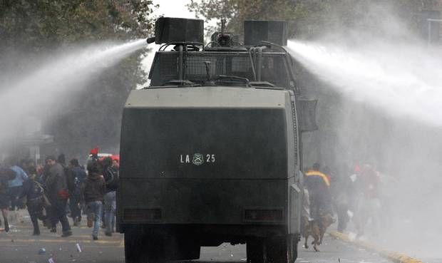 David Cameron backs Boris over deploying water cannon in London - UK Politics - UK - The Independent