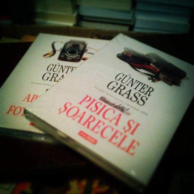 Literatura germana a pierdut ieri pe unul dintre cei mai de seama reprezentanti. R.I.P. #guntergrass http://goo.gl/eTOdVq