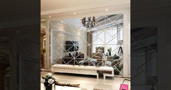 Cheap Decorative Mirrors Buy Directly From China Suppliers Acrylic Diy Decorative Mirror Wall Stickers Environmentally Friendly High Quality Living Room Bedroo