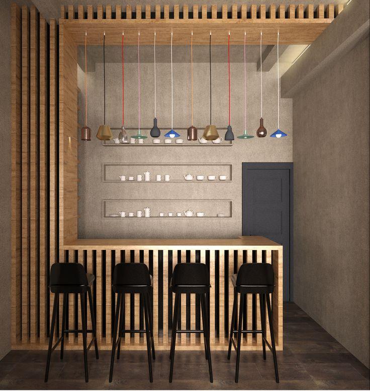#bar #chairs #wood