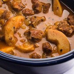 Tunisische Lam en kweepeer stoofschotel Recept