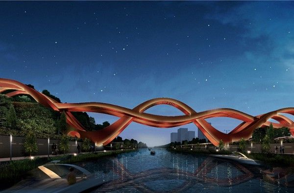 ARCHITECTURE AND DESIGN TRENDS — HYPNOTIC BRIDGES — Medium
