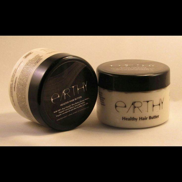 Healthy hair butter by Earthy available South Africa