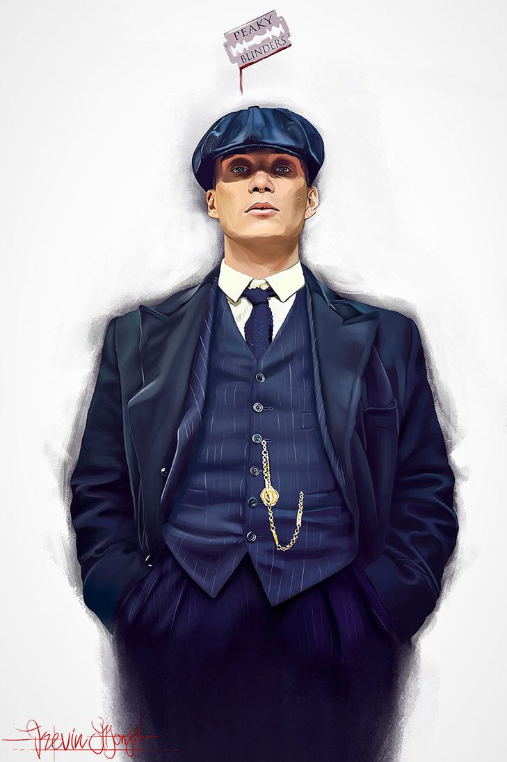 Peaky Blinders  | Tommy Shelby | Artwork by KevinMonje