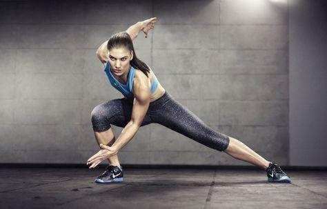 La méthode Tabata : 4 minutes pour perdre en graisse. #squats #motivation…