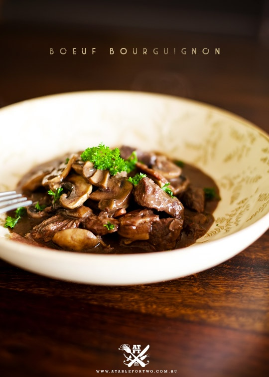 59 best masterchef australia images on pinterest masterchef boeuf bourguignon julia child wouldve been proud blog by billy law of forumfinder Gallery
