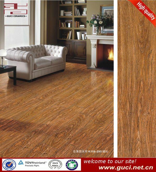 150x600 mm China wood plank look ceramic floor tile $2.65~$7.5