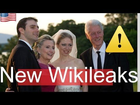 The Intelligence Report 16 New Wikileaks Emails : Chelsea Clinton used Foundation resources - YouTube...  NOV 6 2016