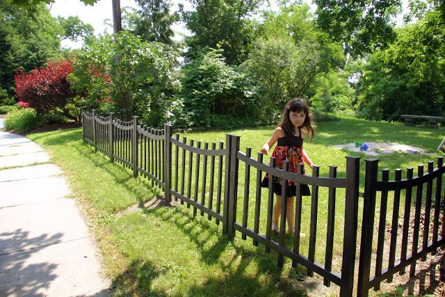 Pretty Fencing For Renters Fence Panels Fenced In Yard