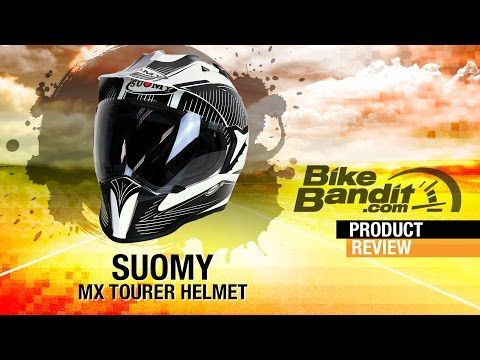 A new Helmets video has been added at http://motorcycles.classiccruiser.com/helmets/suomy-mx-tourer-motorcycle-helmet-bikebandit-com/