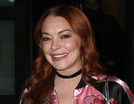 Lindsay Lohan Launches Lifestyle Website to Share All Her Secrets -