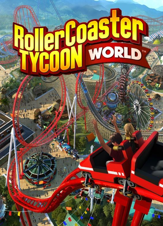 TYLER WOULD LOVE  Buy | RollerCoaster Tycoon World