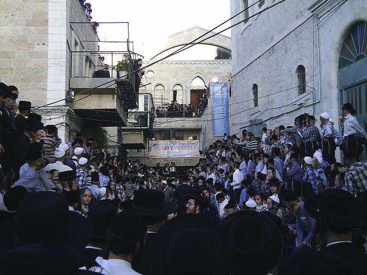 Toldos Avrohom Yitzchok 2 - Toldos Aharon - Wikipedia