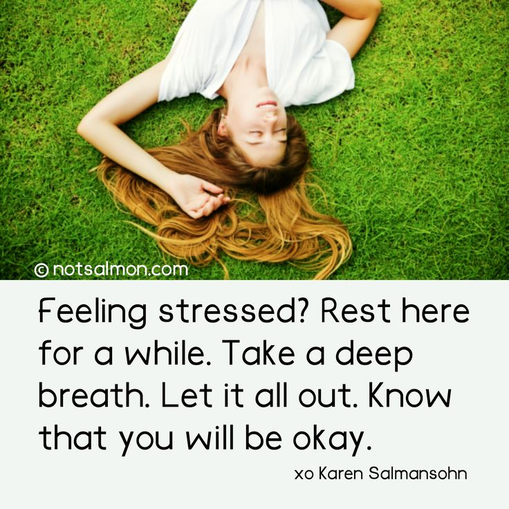 Take A Deep Breath And Relax Quotes Guidomeyer