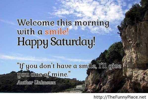 Happy Saturday Quotes For Facebook. QuotesGram