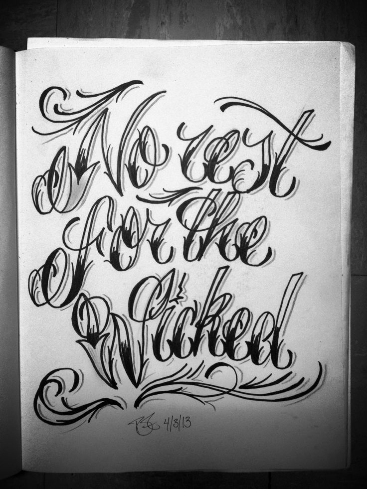 Quotesquote No Rest For The Wicked No Rest For The Wicked Bible ...