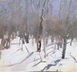 Euan Uglow Landscape Paintings