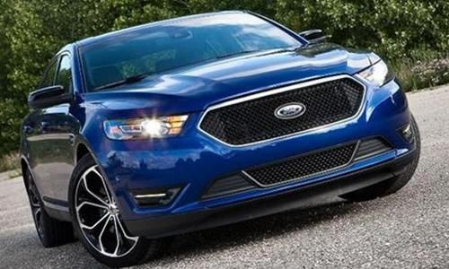 2017 Ford Taurus SHO Review - http://www.abbeyallenart.com/2017-ford-taurus-sho-review/