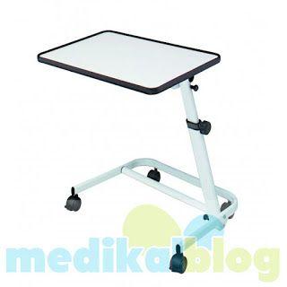 Hızlı Medikal: Herdegen Yatak Masası Diffusion Beyaz 421400