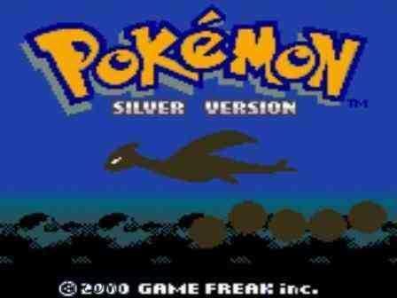 Download gratis rom game jadul Pokemon Silver untul GameBoy Color/GBC