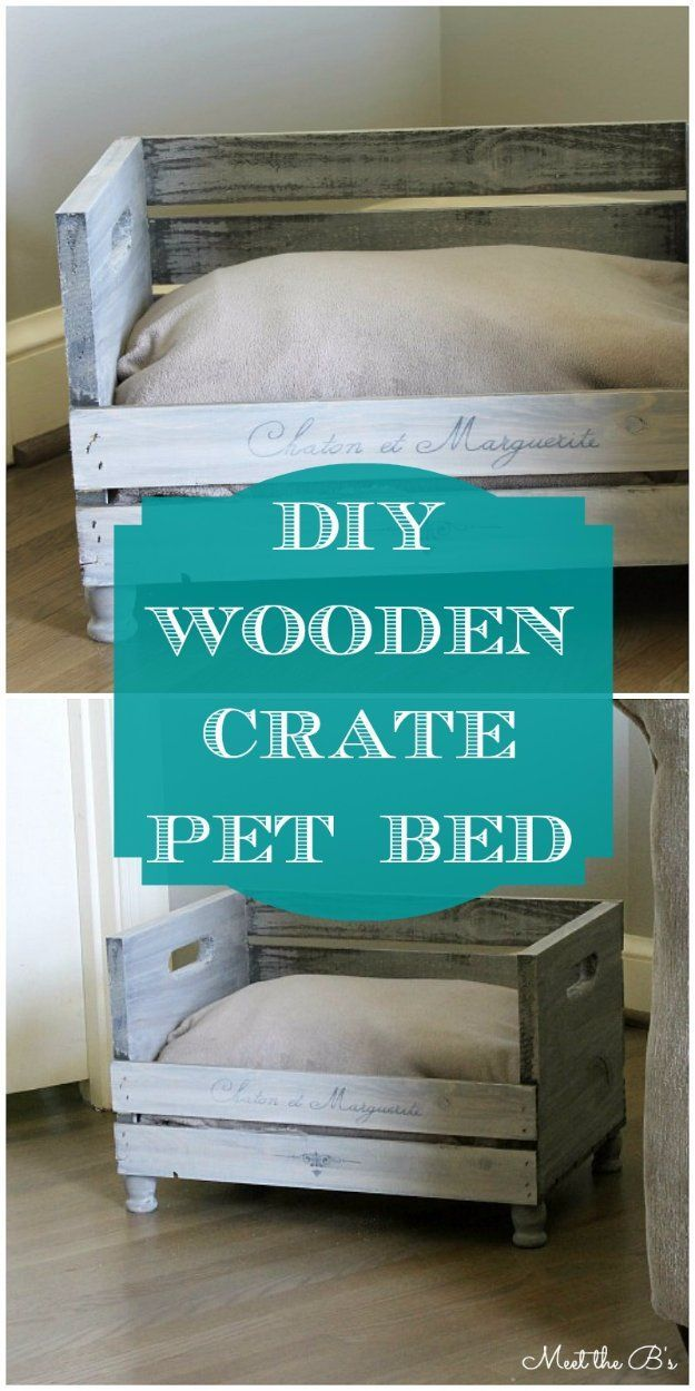 1000 ideas about dog crate table on pinterest dog for Pallet dog crate