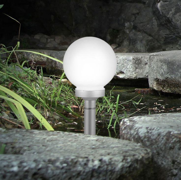 Marvelous SKAPETZE Force LED Solar Gartenkugel cm Aussenleuchten Solarleuchten