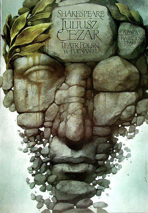 Juliusz Cezar by Wieslaw Walkuski