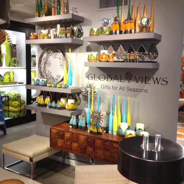 Global Views Warehouse Dallas: Global Views Gifts For All Seasons. New Atlanta Showroom