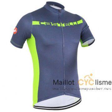 maillot Cyclisme pas cher Light Edition cyclisme manche courte gris
