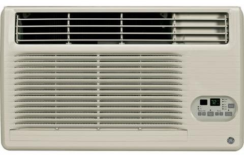 Ge Ajcm08acg 8 400 Btu Thru The Wall Air Conditioner With 10 7 Eer R 410a Refrigerant 1 9 Pts Hr Dehumidification Energy Saver Electronic Controls Remote C In 2020 Room Air Conditioner Wall Air Conditioner Air Conditioner