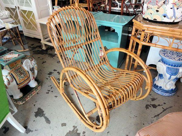 Rattan rocking chair 8769 furniture pinterest for Schaukelstuhl outdoor rattan