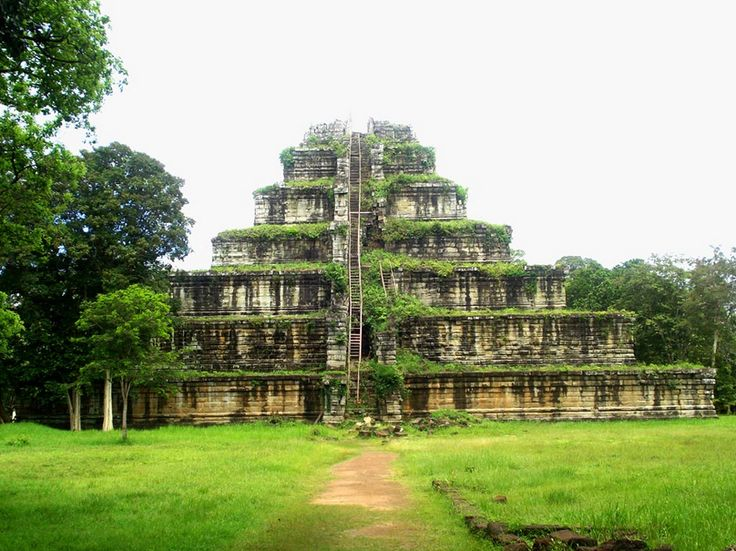 Awesome Koh Ker In Cambodia