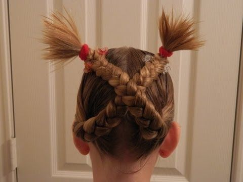 movie character braid - Cindy Lou,The Grinch / Bonita Hair Do - YouTube
