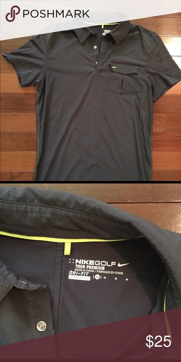 Golf Shirts - Mens Nike Golf Shirt Mens Nike golf shirt in great condition! Nike Shirts Polos