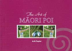 Simple, easy step-by-step instructional DVD. Learn how to make modern Maori poi, then follow the lessons on how to use the long poi, and put them all together with a Maori poi song.