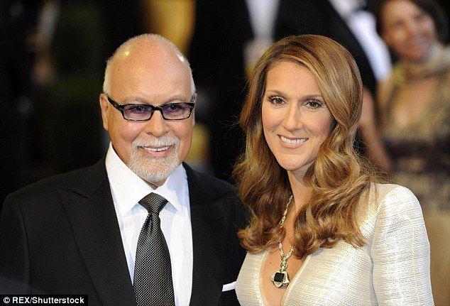 Menehtyi syöpään 73v 14.1.2016.Sairasti v:sta 1998 saakka. Heartbreak: On Thursday, Celine Dion's husband and manager René Angélil died at their Las ...