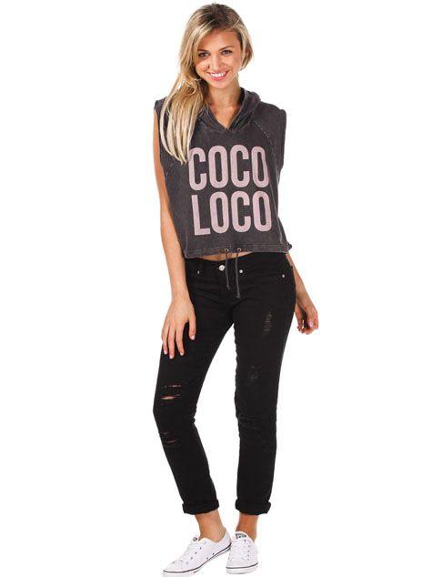 Dream Monstar Coco Loco Top from City Beach Australia