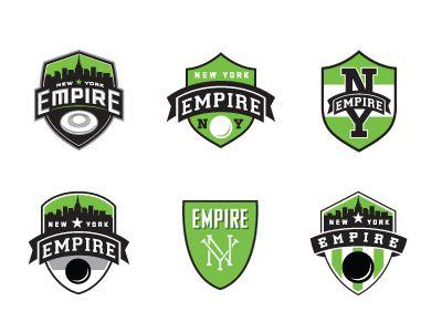 Ny Empire Logos  by Dustin Wallace