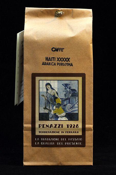 Haiti XXXXX confezione da 250 g / Haiti XXXXX 250 g bag