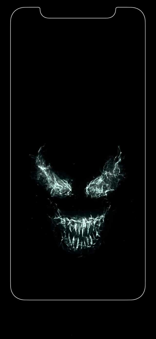 Maybe I Like The Borders Too Much Here Are Two Venom Wallpapers Mixed With The Borders For Color Wallpaper Iphone Iphone Wallpaper Apple Logo Wallpaper Iphone