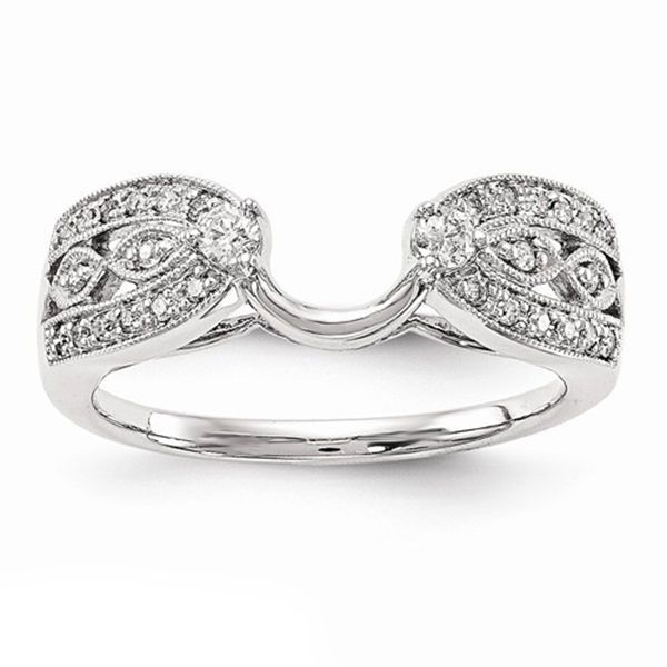 50 best Solitaire Ring Enhancers and Wraps images on Pinterest