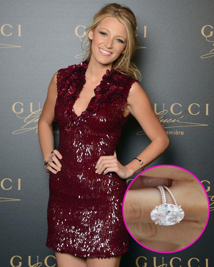 Me Encanta <3, creo que es de los anillos que más me ah gustado! Los anillos de compromiso de las celebridades.