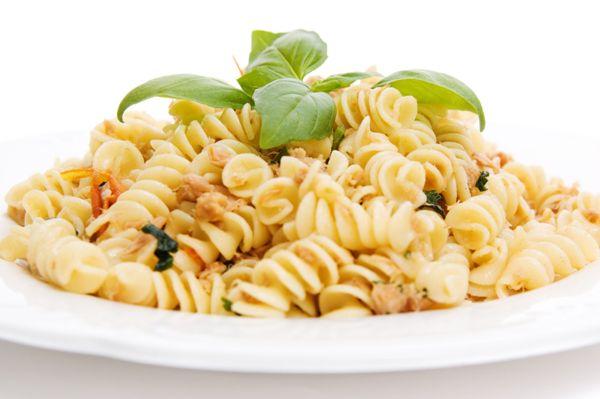 Tonight's Dinner: Tuna Pasta