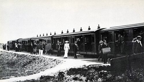 Historical Photos of Cape Town, South Africa
