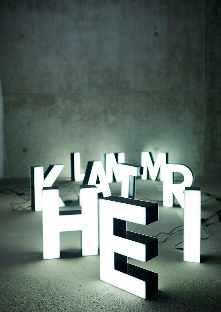 Kodin1 - Anno Valokirjain K | Pöytävalaisimet