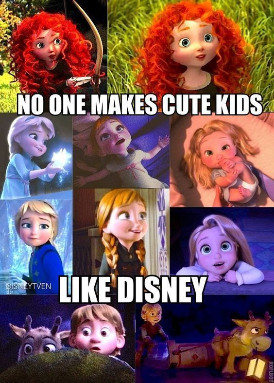 45+ Sarcastic Yet Funny Disney Princess Memes – #D…