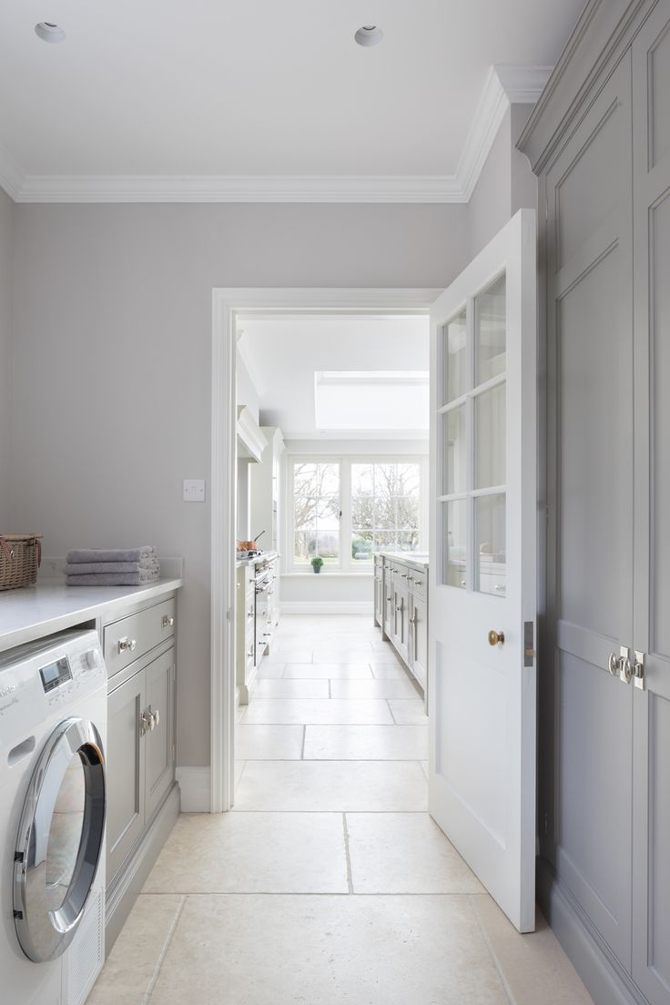 Incorporating a utility / laundry room into your h…