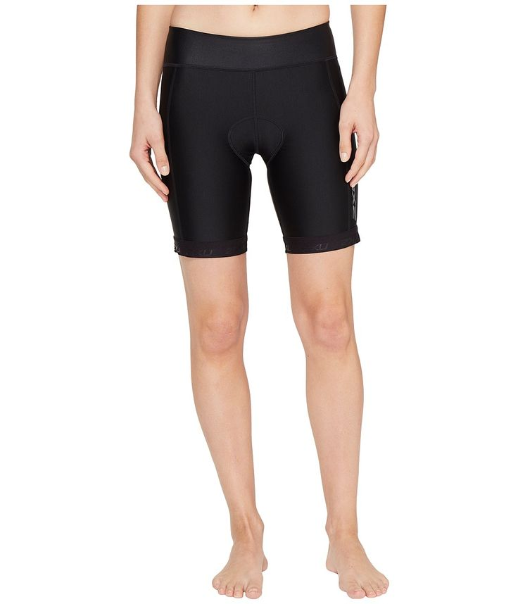 2XU 2XU - X-VENT 7 TRI SHORTS (BLACK/BLACK) WOMEN'S SHORTS. #2xu #cloth #