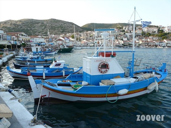 Harbour Pythagorion. Source: Zoover